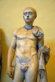 Statue of a youth, Roman, 3rd C. AD