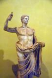 Statue of the Emperor Claudius (41-54AD) Museo Chiaramonte (inv 1505)