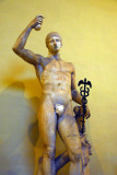 Hermes, Roman-Hadrianic, Museo Chiaramonte (inv 1576)