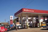 Nile Petroleum station in Khartoum North