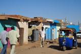 Tuk Tuk in Khartoum North