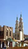 Twin minarets, Khartoum North