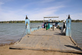 The Old Dongola Ferry