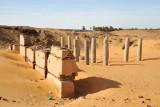 Church of Granite Columns, 7th C., Old Dongola