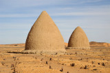 Beehive Tombs, Old Dongola