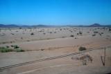 Sudan Railway line linking Port Sudan and the railway hub of Atbara
