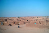 Haiya, Sudan - a large town of low mud houses where the roads to Atbara and Kassala split