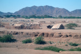 Small village north of Kassala