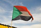 Sudan flag, New Delgo Ferry