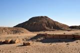 Weathered pyramid at El Kurru