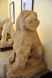 Meroitic statue of a lion from Natakamani Palace, 1st C. AD