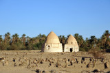 Islamic cemetery, El Kurru