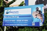 Seaman Diving Center, La Cuvette Beach, Grand Bay