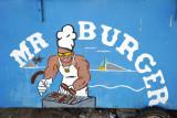 Mr Burger, Grand Baie