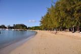 Town beach, Grand Baie
