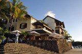 Another beachfront terrace restaurant, Sunset Boulevard-Grand Baie