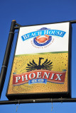 Phoenix Beer at the Beach House, Grand Bay