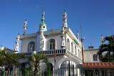 Ronaq-ul-Islam Mosque, established in 1957, Grand Baie
