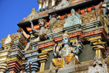 Detail of the Tamil Surya Oudaya Sangam Temple