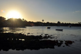 Sunset, Grand Baie