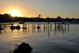 Sunset, Grand Baie, Mauritius