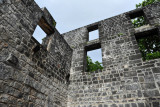 Ruins of the old arsenal at Balaclava, Mauritius