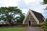 Small church at Arsenal, Mauritius