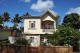 House in the village of Arsenal, Mauritius