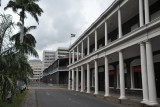 Colonial city center of Port Louis - Intendance Street