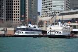 Toronto Islands Ferry Terminal