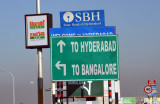 Junction for Bangalore