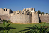 Most of Golconda Fort dates from the 16th C. Qutb Shah kings