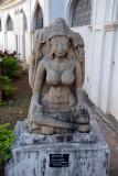 Chamundi, 7th C. Golkonda
