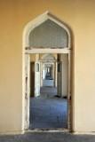 Covered walkway, Chowmahalla Palace