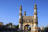 The Charminar was built by Sultan Muhammad Quli Qutub Shah, 5th rulers of the Qutb Shahi dynasty