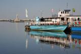 Docks for cruises to the Big Buddha, Lumbini Park