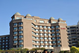 Secunderabad Marriott, Kavadiguda Road, near the northeast shore of Hussain Sagar Lake