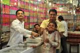 Bangle shop, Laad Bazaar, Hyderabad