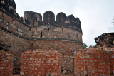 Delhi - Red Fort & Sher Shah Gate