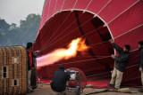 Balloons Over Bagan - inflation