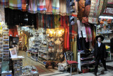 The shops of the Old City are very dependent of foreign visitors