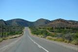 R62 tourist route through the Little Karoo