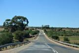 Route 62 nearing Oudtshoorn
