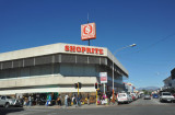 Shoprite in downtown Oudtshoorn