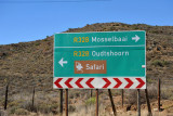 Back on the road to Mosselbaai