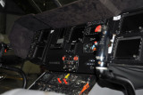 Puma cockpit after modernization at Thunder City