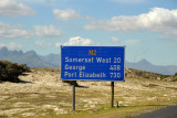 N2 from Cape Town to the Garden Route