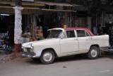 Old car in Mandalay