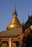 Principle stupa - Kuthodaw Paya