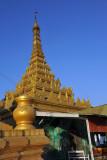 Temple roof, Sandamani Paya